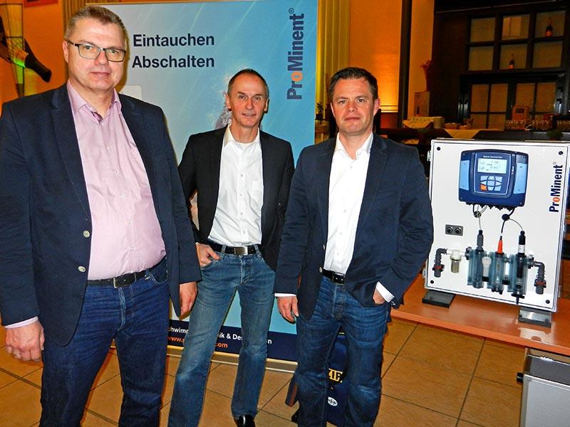 MIDAS Techniktag 2016 – Fa. ProMinent