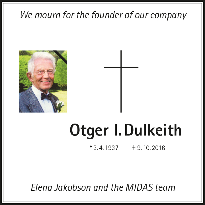 MIDAS Pool Products – Other I. Dulkeith