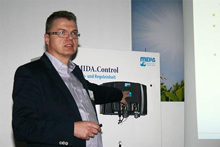 MIDAS Pool Products – Techniktag 2015