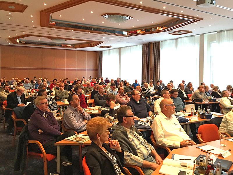 Gut besuchte Workshops zu interessanten und aktuellen Themen …